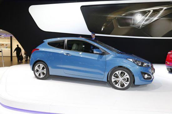 Hyundai i30 Paris