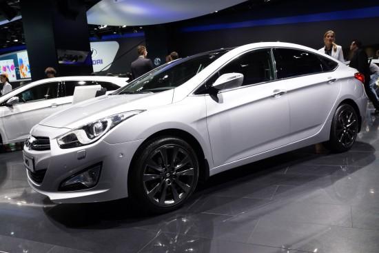 Hyundai i40 Frankfurt