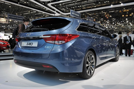 Hyundai i40 Geneva