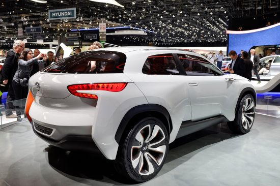 Hyundai intrado Geneva