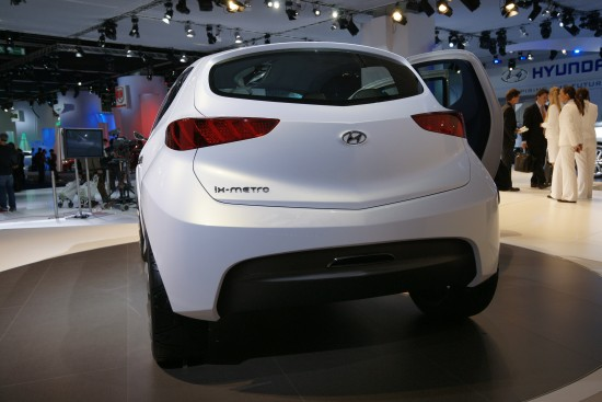 Hyundai ix-Metro Frankfurt