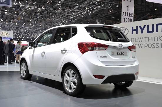 Hyundai ix35 Geneva
