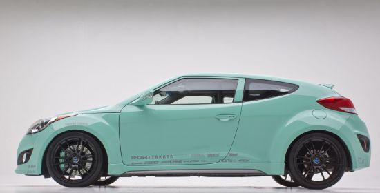 JP Edition Hyundai Veloster Concept