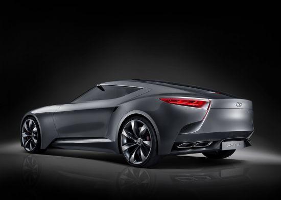 Hyundai Luxury Sports Coupe HND-9