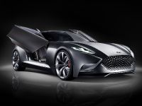 Hyundai Luxury Sports Coupe HND-9, 2 of 7