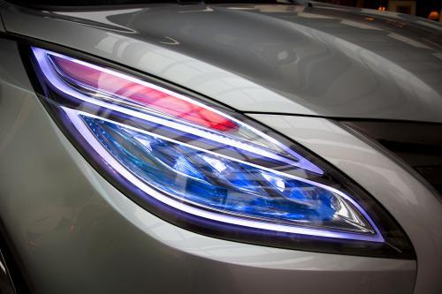 Hyundai Nuvis концепцию представила в Нью-Йорке