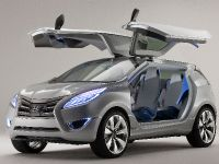 Hyundai Nuvis Concept, 32 of 43