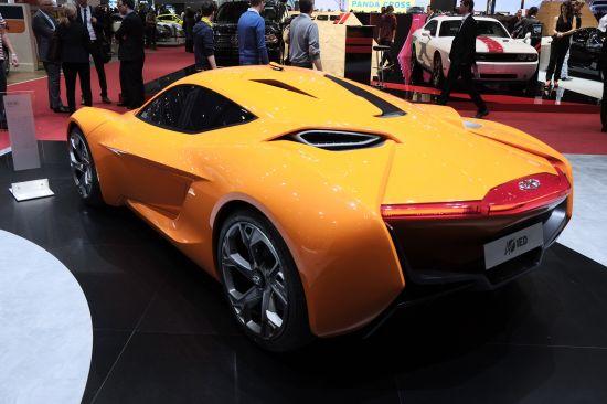 Hyundai PassoCorto Geneva