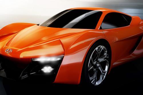 Hyundai PassoCorto - Вдохновленный Поколением Y
