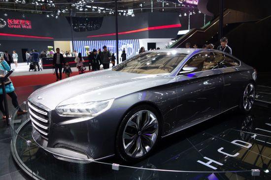 Hyundai Rohens Concept Shanghai