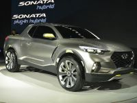 thumbnail image of Hyundai Santa Cruz Crossover Truck concept Detroit 2015