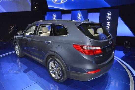 Hyundai Santa Fe Los Angeles