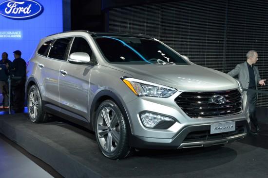 Hyundai Santa Fe New York