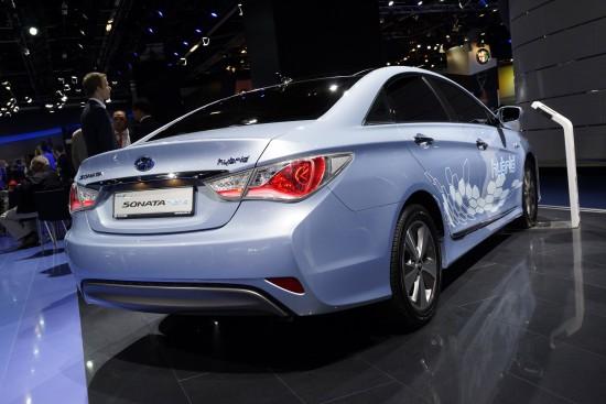 Hyundai Sonata hybrid Frankfurt
