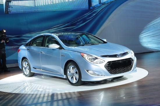 Hyundai Sonata Hybrid New York