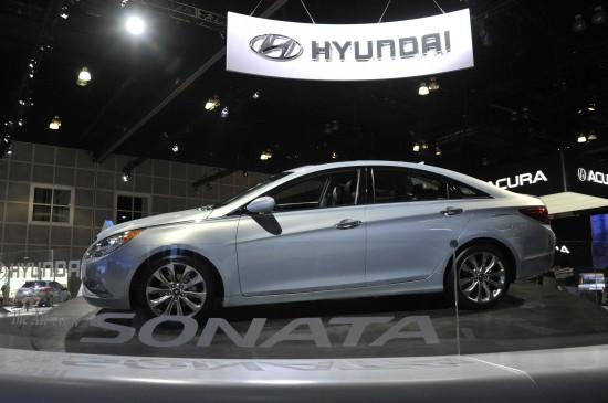 Hyundai Sonata Los Angeles