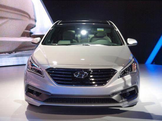 Hyundai Sonata New York