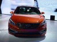 Hyundai Sonata New York 2014, 2 of 12