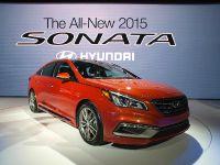 Hyundai Sonata New York 2014, 5 of 12