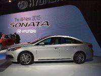 Hyundai Sonata New York 2014, 8 of 12