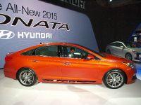 Hyundai Sonata New York 2014, 9 of 12