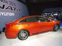 Hyundai Sonata New York 2014, 10 of 12