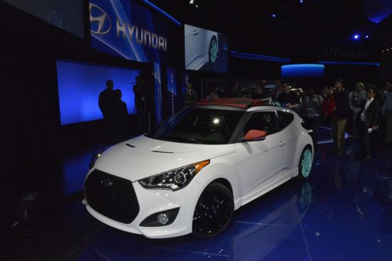 Hyundai Veloster C3 Roll Top Los Angeles