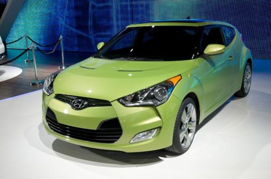 Hyundai Veloster Detroit
