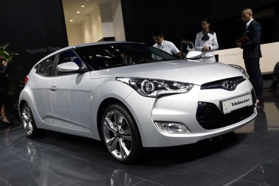 Hyundai Veloster Frankfurt