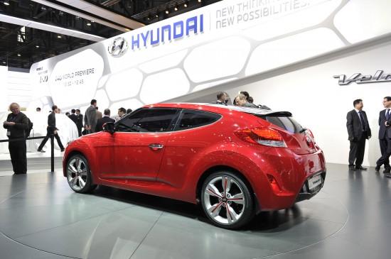 Hyundai Veloster Geneva