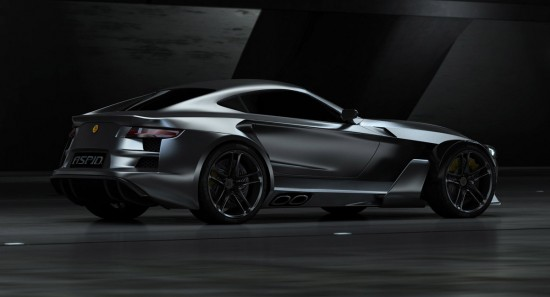 IFR Automotive Aspid GT-21 Invictus