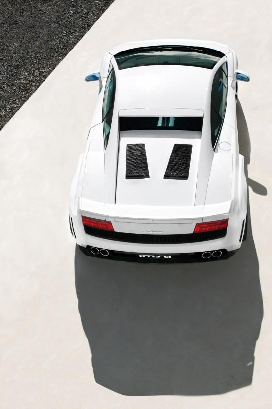 IMSA Lamborghini Gallardo LP 560 GTV