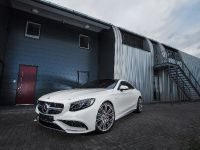 IMSA Mercedes S63 4Matik Coupe, 4 of 8