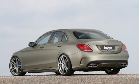 Inden Design  Mercedes-Benz C180 AMG Line