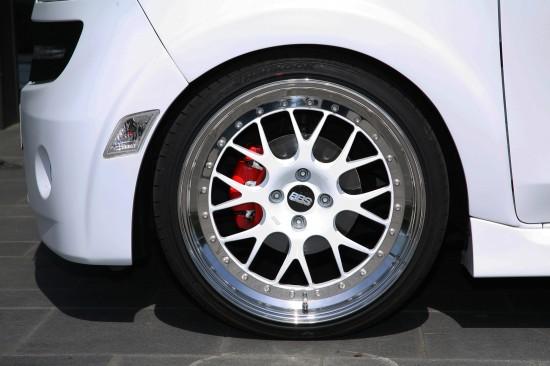Inden-Design Daihatsu Materia ICECUBE
