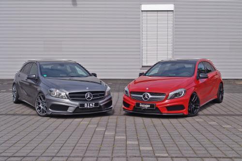 Inden Design Mercedes-Benz A-Класс