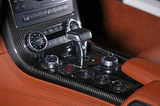 INDEN Design Mercedes SLS AMG