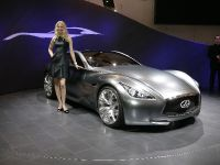 Infiniti Essence Concept Geneva 2009, 1 of 4