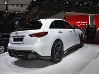 Infiniti FX Sebastian Vettel version Paris 2012