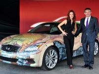 Infiniti G37 Anniversary Art Project Vehicle - PIC26636