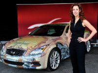 Infiniti G37 Anniversary Art Project Vehicle - PIC26637
