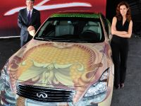 Infiniti G37 Anniversary Art Project Vehicle - PIC26638