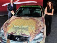 Infiniti G37 Anniversary Art Project Vehicle, 6 of 6