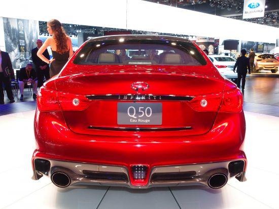 Infiniti Q50 Eau Rouge Detroit