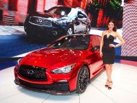 Infiniti Q50 Eau Rouge Detroit 2014, 1 of 7