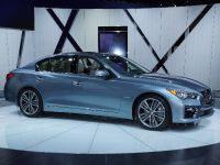 thumbnail image of Infiniti Q50 S New York 2013