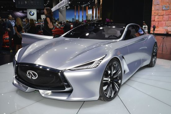 Infiniti Q80 Inspiration Concept Los Angeles