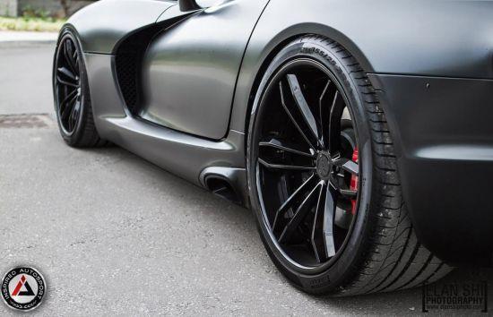 Inspired Autosport  Dodge SRT Viper GTS