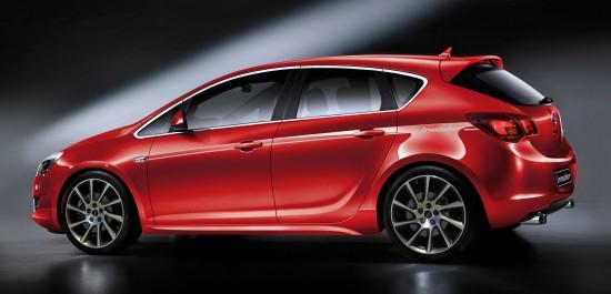 Irmscher Opel Astra