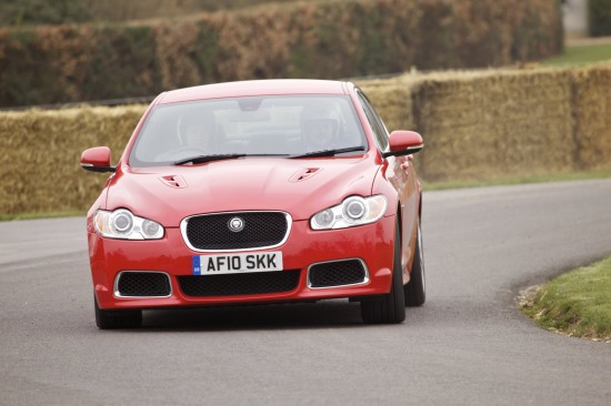 Jaguar at the  Goodwood Festival of Speed